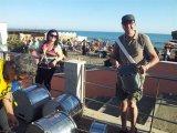 Allievi dei corsi di percussione - Saggio 2012
