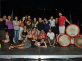 Workshop di Maracatu