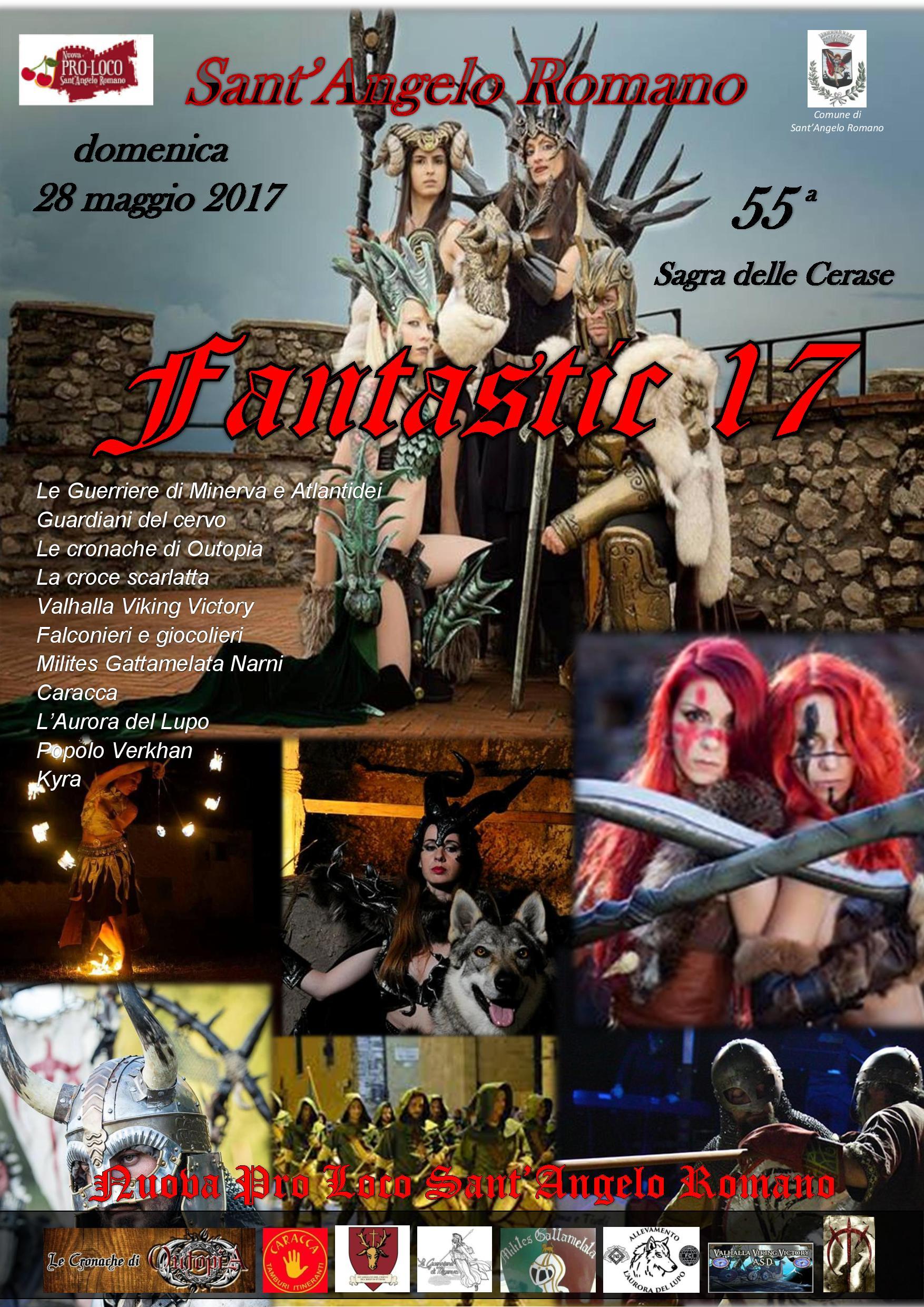 Sagra delle Cerase  - Fantastic 17