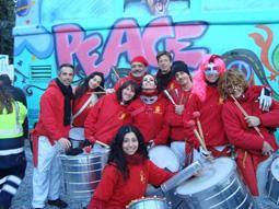 Foto della Caracca al Carnevale 2013