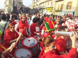 La Caracca al Carnevale 2012