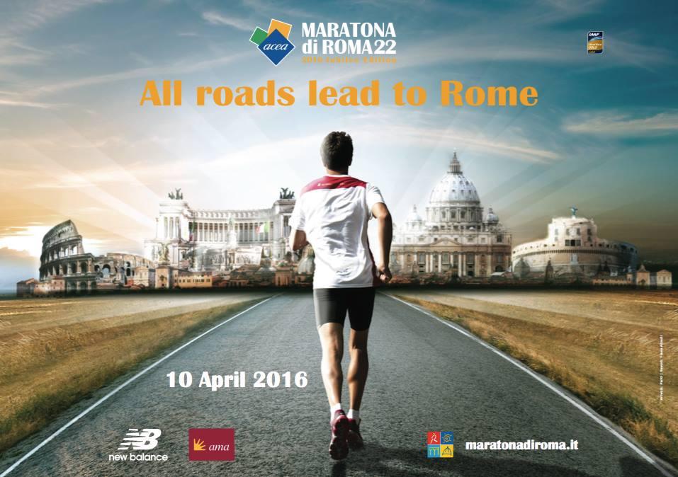 Caracca Maratona di Roma