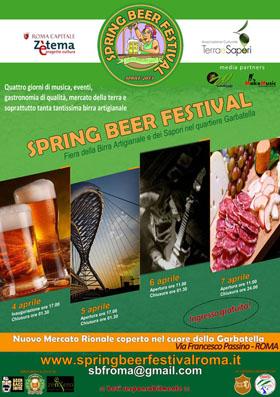 La Caracca allo Spring Beer Festival