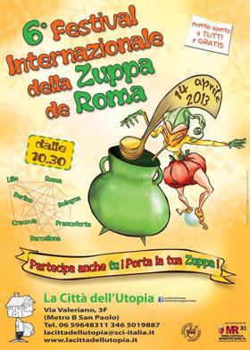 La Caracca al Festival Internazionale della Zuppa