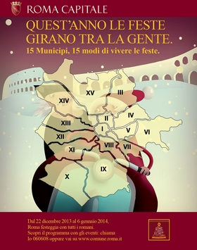 La Caracca ad Acilia aspettando Capodanno 2014
