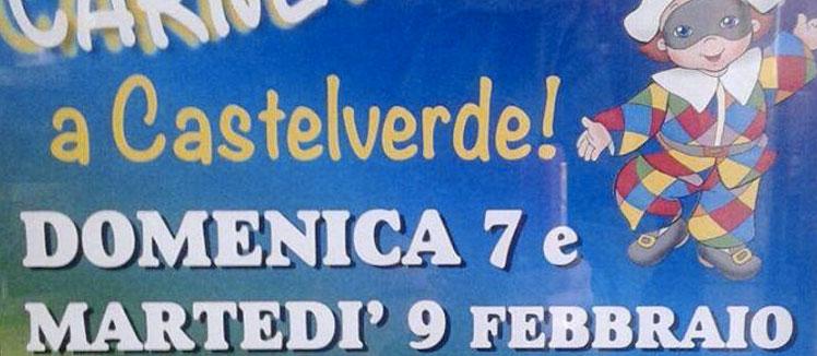 Carnevale di Castelverde