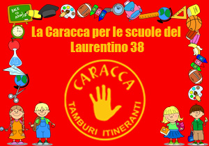 La Caracca per i bambini delle scuole del Laurentino 38