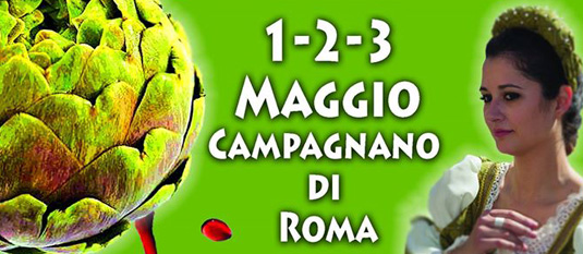 La Caracca alla Festa del Baccanale di Campagnano di Roma