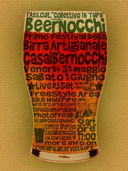 La Caracca al Beernocchi Beer Festival