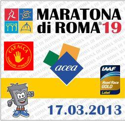 La Caracca alla 19° Maratona di Roma