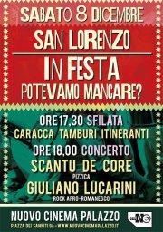 La Caracca a San Lorenzo 8 Dicembre 2012