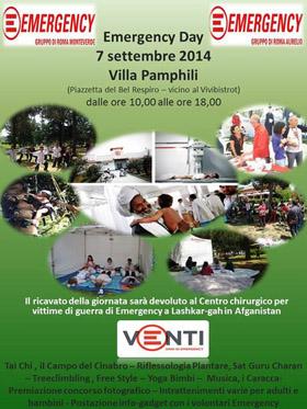 La Caracca per Emergency 2014