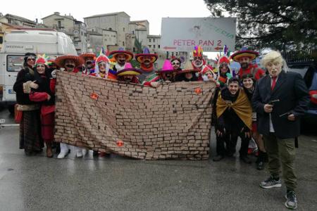 Carnevale Poggio Mirteto 2017