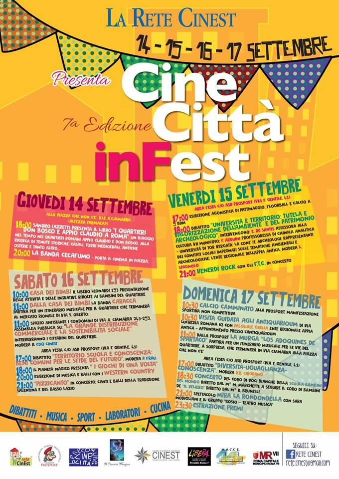 CineCittá inFest